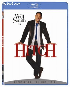 Hitch [Blu-ray] Cover