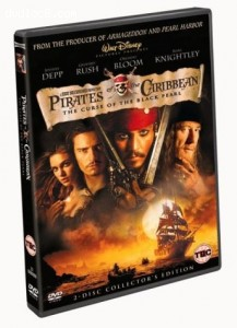 Pirates of the Caribbean: The Curse of the Black Pearl : 2-Disc Collection