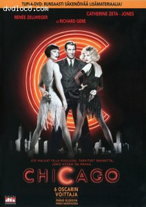 Chicago (Nordic edition) Cover