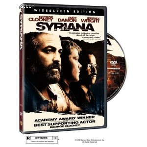 Syriana (Widescreen Edition) Cover