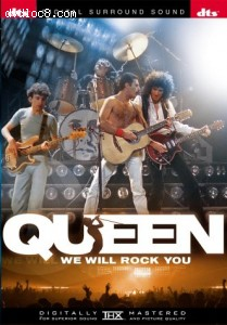 Queen - We Will Rock You (DTS) Cover