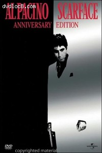 Scarface: Anniversary Edition (Widescreen)