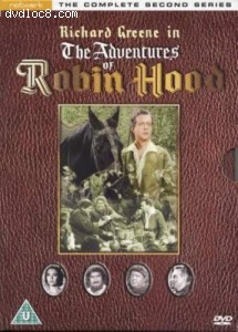 Adventures Of Robin Hood, The: TV Series  - Volume 4 Cover