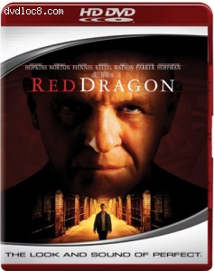 Red Dragon (HD DVD) Cover
