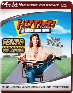 Fast Times at Ridgemont High Cover
