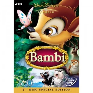 Bambi (2 Disc Special Edition) Cover