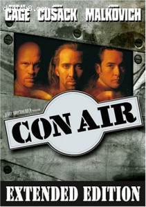 Con Air (Unrated Extended Edition) Cover
