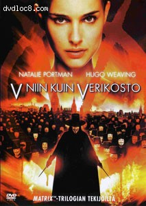 V for Vendetta (2 Disc Special Edition) (Nordic edition) Cover