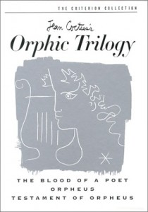 Orphic Trilogy - Criterion Collection Cover