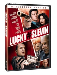 Lucky Number Slevin (Widescreen Edition) Cover