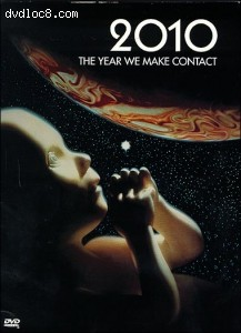 2010: The Year We Make Contact Cover