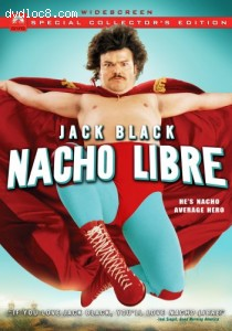 Nacho Libre (Widescreen Special Collector's Edition) Cover