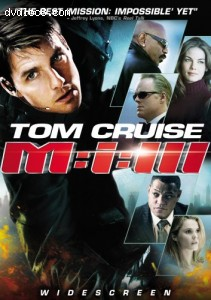 Mission - Impossible III (Widescreen Edition)
