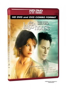 Lake House (Combo HD DVD and Standard DVD) [HD-DVD], The Cover
