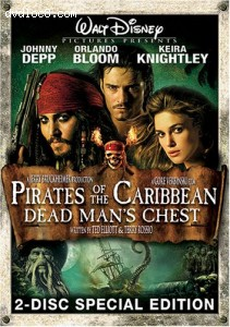 Pirates Of The Caribbean: Dead Man's Chest - 2 Disc Special Edition