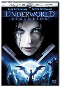 Underworld: Evolution (Widescreen) Cover