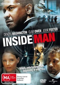Inside Man Cover