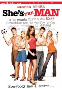 She's The Man (Widescreen) Cover