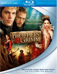 Brothers Grimm (Blu-ray), The