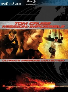 Mission Impossible: Ultimate Missions Collection (Blu-ray)