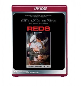 Reds (HD DVD) Cover