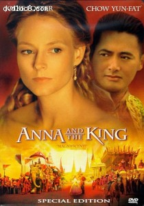 Anna And The King (Widescreen) Cover