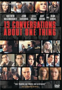 13 Conversations About One Thing Cover