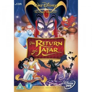 Return of Jafar, The Cover