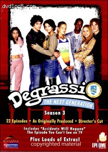 Degrassi: The Next Generation - Season 3