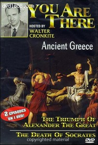 You Are There: Ancient Greece Cover