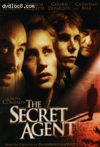 Secret Agent, The Cover