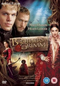 Brothers Grimm, The Cover