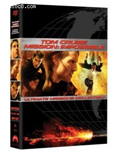 Mission Impossible - Ultimate Missions Collection