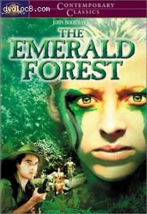 Emerald Forest, The Cover