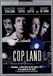 Cop Land: Special Edition Cover