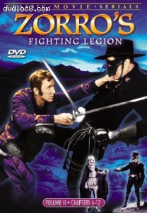 Zorro's Fighting Legion: Volume 2 (Alpha)