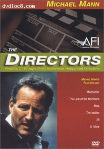 Directors, The: Michael Mann Cover