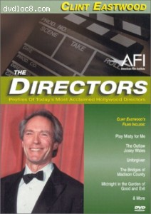 Directors, The: Clint Eastwood Cover