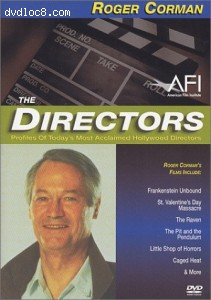 Directors, The: Roger Corman Cover