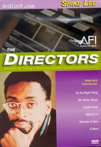 Directors, The: Wave 1 Box Set (Eastwood, Lee, Scorsese, Spielberg) Cover