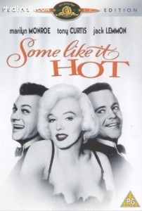 Some Like It Hot - Special Edition Cover