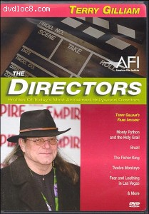 Directors, The: Terry Gilliam Cover