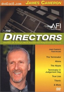 Directors, The: James Cameron Cover