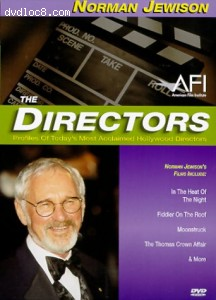 Directors, The: Norman Jewison Cover
