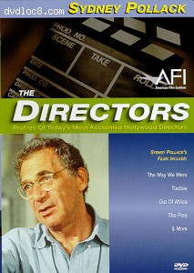 Directors, The: Wave 2 Box Set (Schumacher, Jewison, Reiner, Pollack) Cover