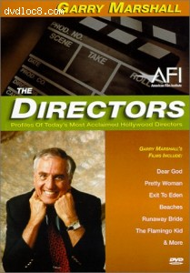 Directors, The: Garry Marshall Cover
