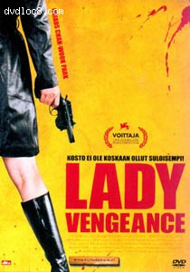Lady Vengeance (Nordic edition) Cover