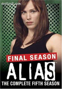 Alias - The Complete 5th Season