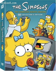 Simpsons, The - The Complete 8th Season