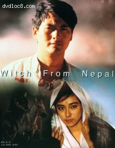 Witch From Nepal Cover